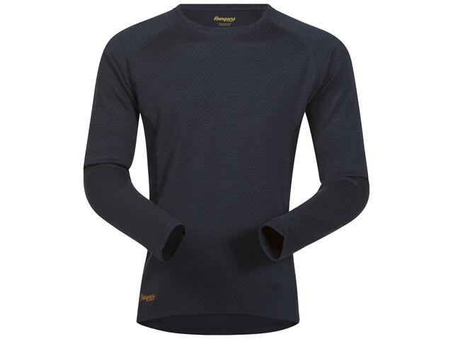 Bergans Snoull Shirt Men Night Blue/Navy